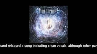 "Iron Thrones - ""Against The Grain""  [The Wretched Sun EP 