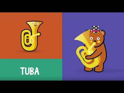 Musical Instruments Sounds For Kids  27 Instruments