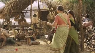 Rangasthalam ramcharan Samantha hurt teching scene