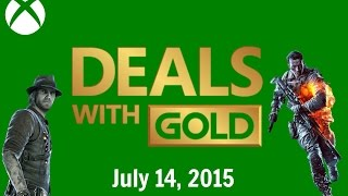 Xbox One/360 Deals With Gold for the Week of July 14, 2015
