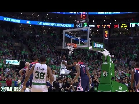 Jaylen Brown 2017 NBA Playoffs Highlights