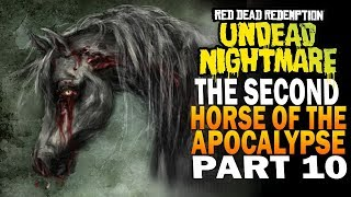 The Second Horse Of The Apocalypse, Pestilence! Red Dead Redemption Undead Nightmare DLC E10