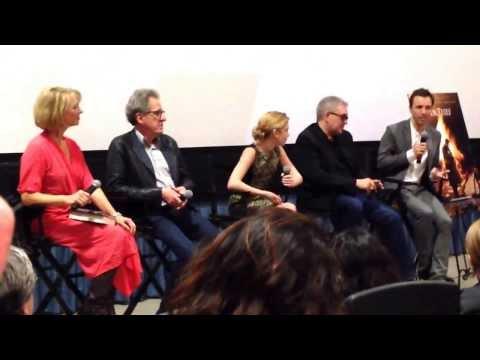 The Book Thief Q&A with Geoffrey Rush, Sophie Nélisse, Brian Percival, & Markus Zusak-- Nov 5, 2013