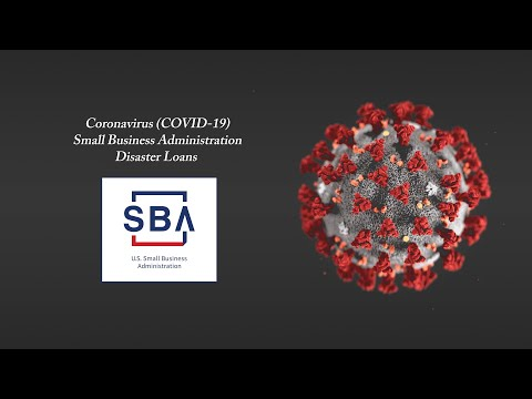 SBA COVID 19 Disaster Relief Loans #AmGrad from YouTube · Duration:  1 minutes 1 seconds