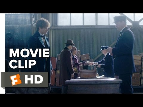 Fantastic Beasts and Where to Find Them Movie CLIP - Welcome to New York (2016) - Movie
