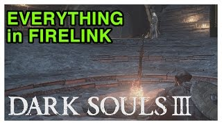 All of Firelink Shrine