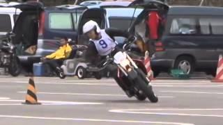 Crash Collection of Moto Gymkhana