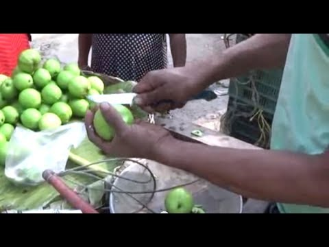 Street Foods Of India | Special Tasty Masala Pyara (Spicy Gu