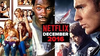 Everything Coming & Leaving Netflix In December 2016