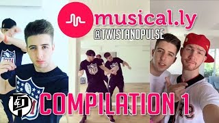 Best Dance Musical.ly Compilation 1 | Twist and Pulse