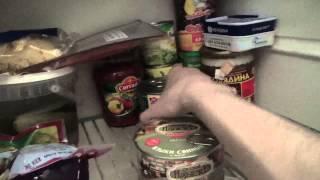 Что у нас в холодильнике (август 2015)