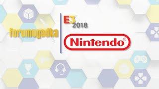 Konferencja Nintendo z qbarem