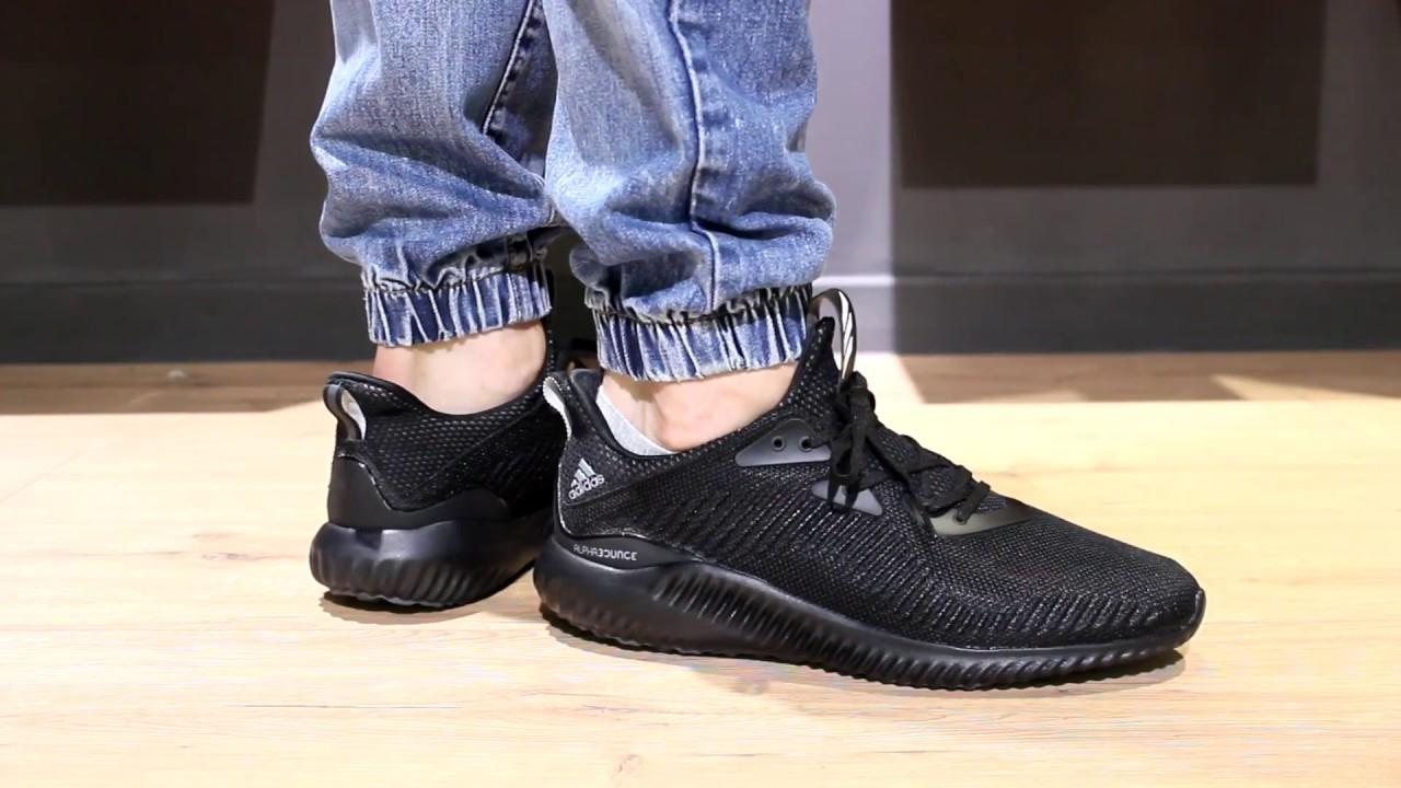 size 40 c850d a87b2 ONFEET   Adidas AlphaBounce