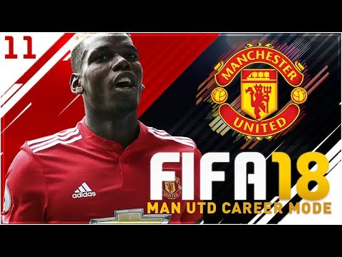 FIFA 18 Manchester United Career Mode Ep11 - TITLE DECIDER vs CITY!!