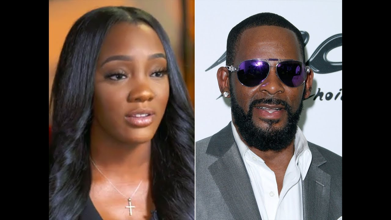 """New R. Kelly Accuser Speaks Out """"he groomed me then gave me HERPES"""""""