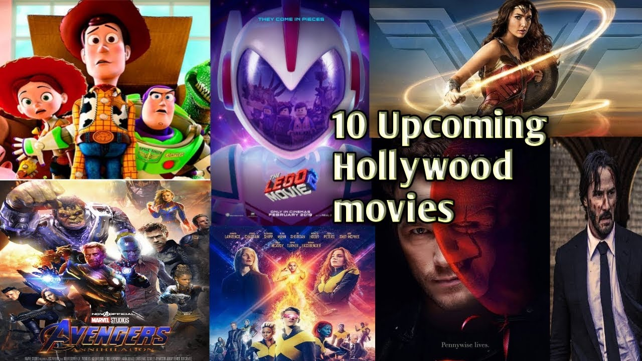 top hollywood movies 2019