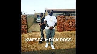KWESTA  ft RICK ROSS =KUHAMBANI 'BEHIND THE SCENES'
