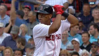 Devers crushes two solo home runs