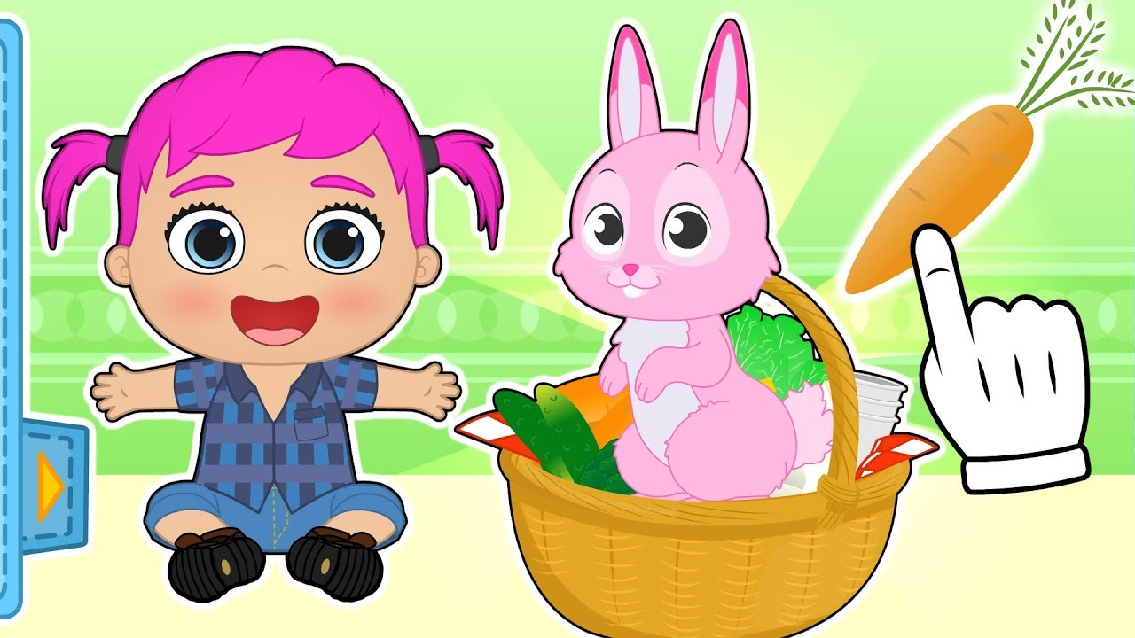 baby-alex-and-lily-meet-new-bunny-pet-educational-cartoons