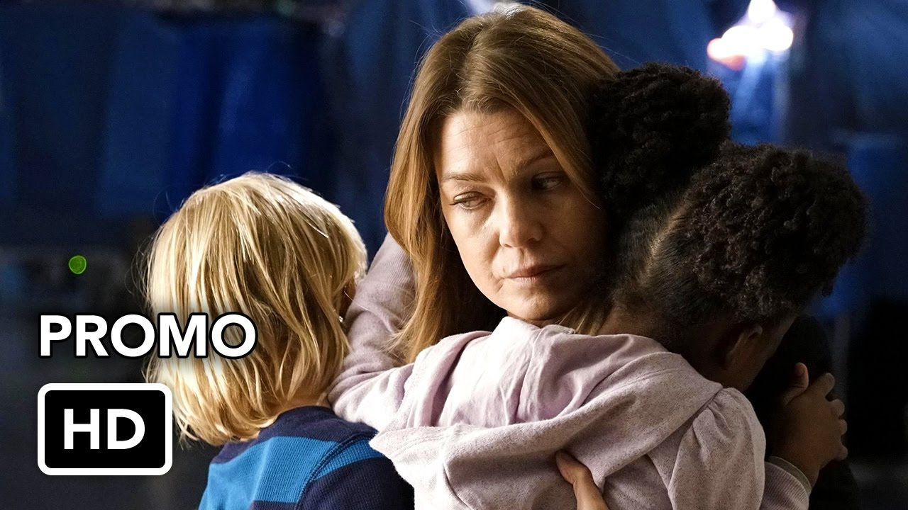 Grey\'s Anatomy 13x08 Promo \