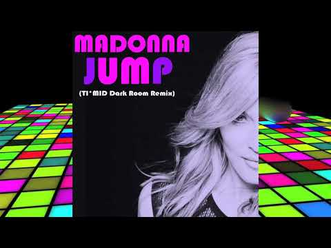MADONNA - JUMP (TI*MID DarkRoom Remix)