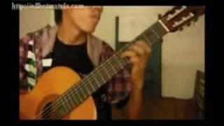 Bài ca hy vong - Độc tấu Guitar
