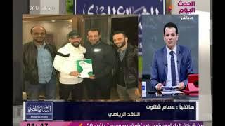 ناقد رياضى يكشف سر خطير في عدم صحة عقد عبد الله السعيد مع الزمالك وثغرة قانونية تقضى علي أحلام