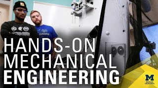 ME350   Undergraduate Mechanical Engineering Course