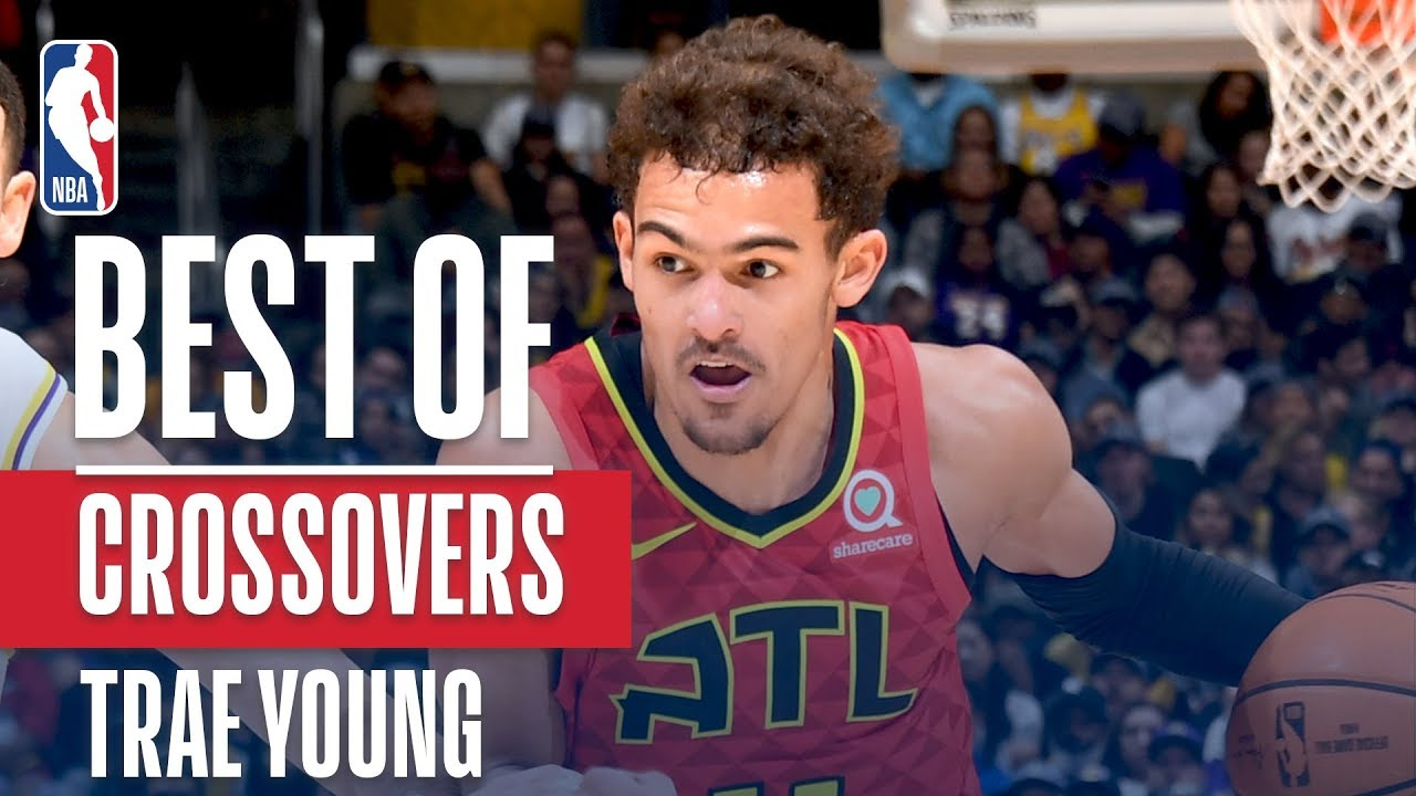 Trae Young's Best Crossovers   2018-2019 NBA Season - YouTube