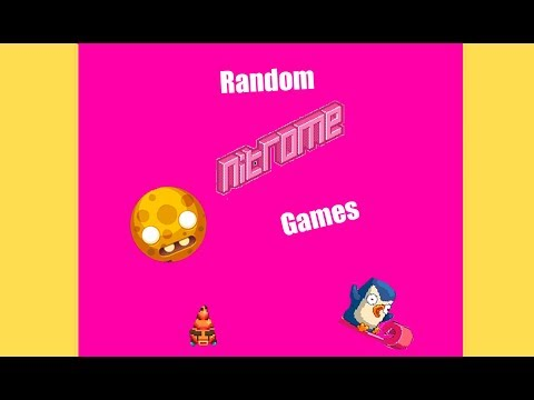 Random Nitrome Games (Cheese Dreams, BIC 3, Plunger, Avalanche)