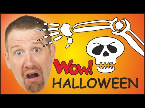 Thumbnail: Halloween Songs and Stories for Kids | English for Children | Happy Halloween Song