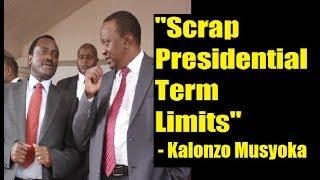 Why Kalonzo Wants Uhuru Back In Office In 2022