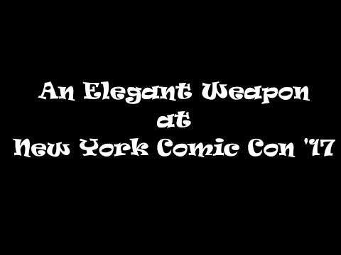 An Elegant Weapon Podcast