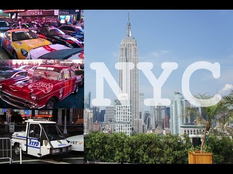 New York City - NYC - City Tour - Rundreise - Top Spots