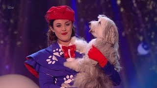 Britain's Got Talent 2019 The Champions Ashley & Sully 1st Round Audition