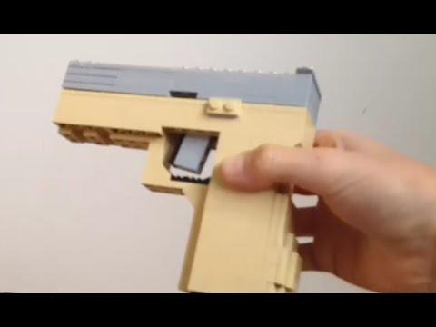 Ldd Lego Glock 18 Instructions