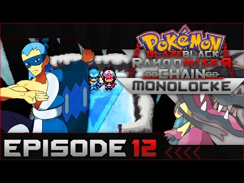 "Pokemon Blaze Black Random Chain-Monolocke |#12| ""Damned Magic Coat"""