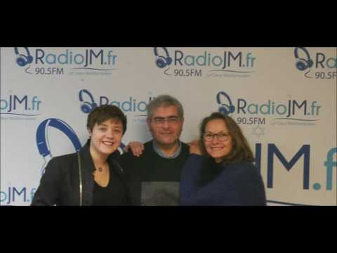 Replay de l'Interview d'Elodie Martelet sur Radio JM 90.5 Marseille