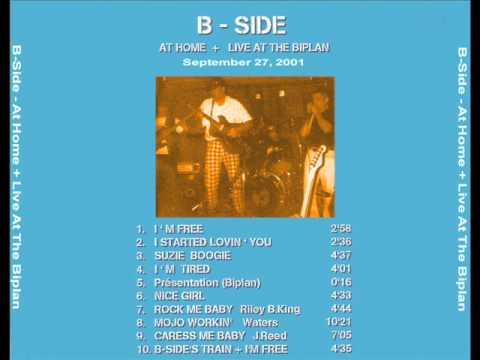 B-Side - Belgian Blues