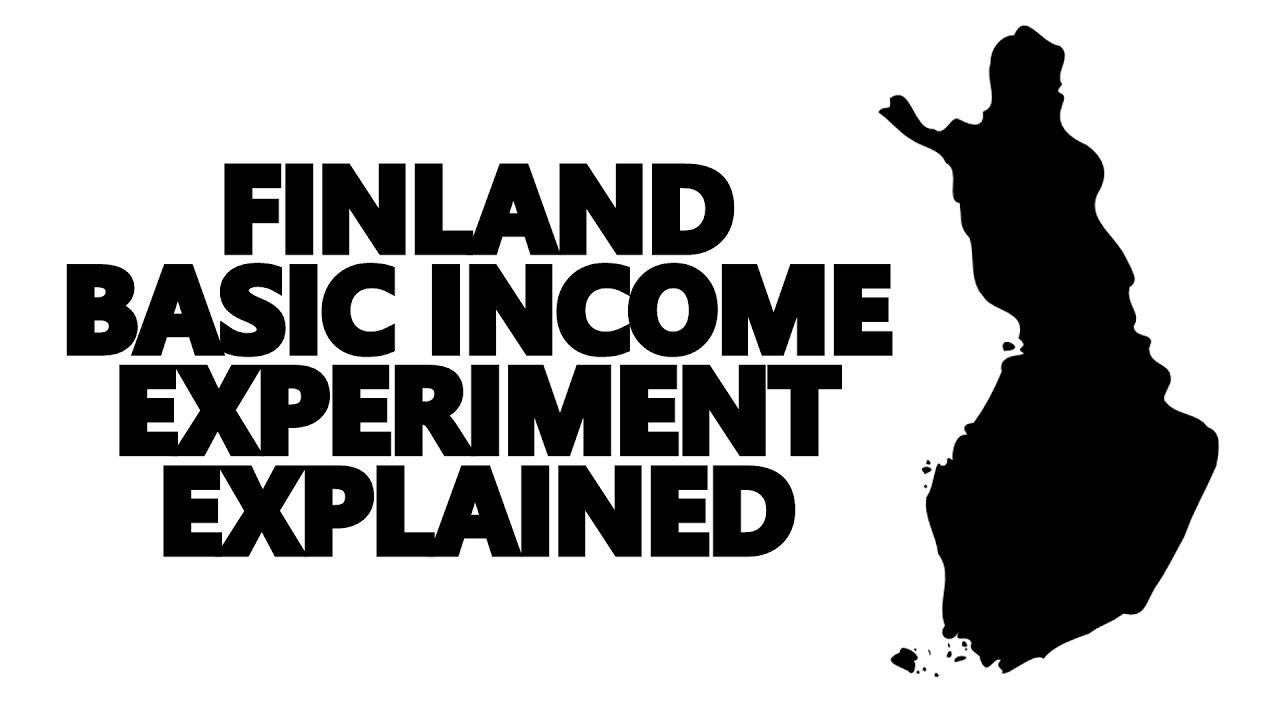 Image result for finland experiment with basic income