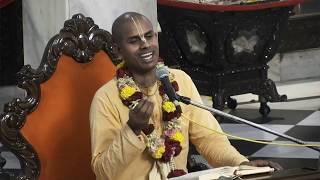 Sri Krishna Govind Prabhu Evening Bhagavad Gita Class   22nd Oct 2018   ISKCON Juhu
