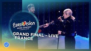 Madame Monsieur - Mercy - France - LIVE - Grand Final - Eurovision 2018 Mp3
