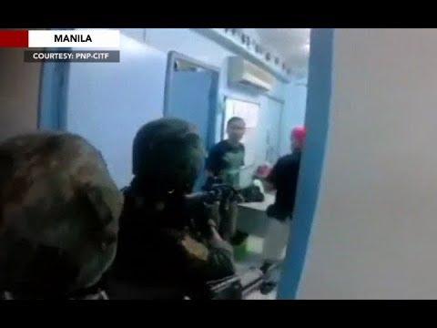 2 sa 6 na pulis ng Manila Police District na sangkot umano sa pangongotong, arestado ng PNP-CITF