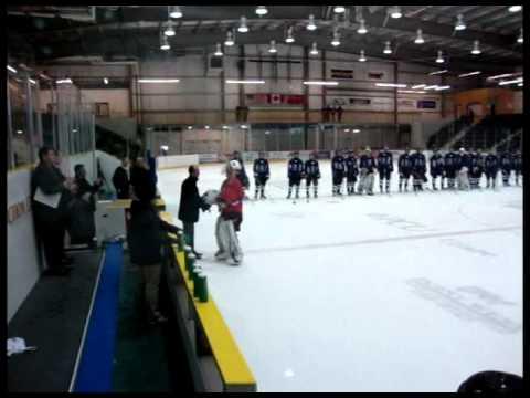 2011 Manitoba AAA Midget Hockey League All-Star Game