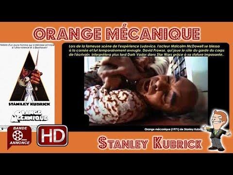 Orange mécanique de Stanley Kubrick 1971 MrCinema 24