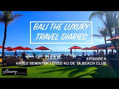 Seminyak Bali Ku De Ta Beach Club Seminyak