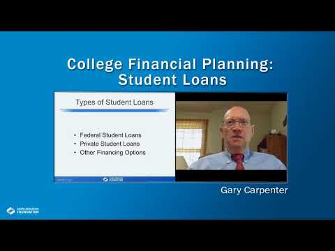 college-financial-planning:-student-loans