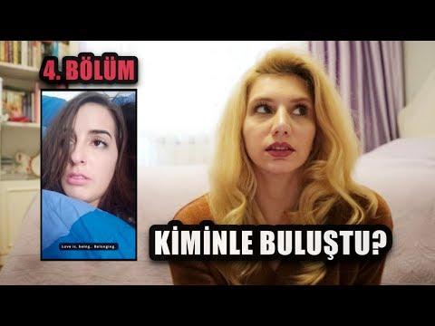KAYIP BİR KIZIN TELEFONUNU BULDUM! | 4. Bölüm