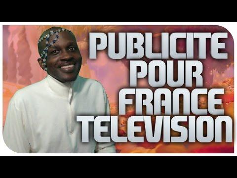 Publicité pour FRANCE Télévision PAR PUNNSHIIK