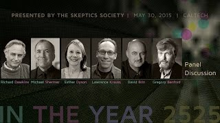 Skeptics Society Conference: Afternoon Panel Discussion
